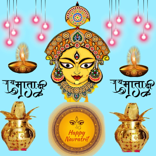 Happy Navratri images photo pictures free download