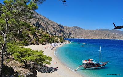 Грек о Греках и Греции: греческое море и пляж