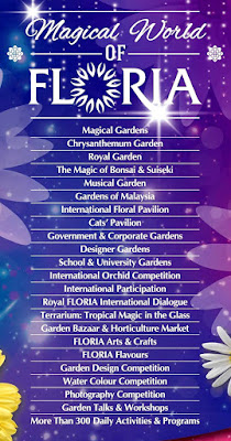 Festival Bunga Diraja - Royal Floria Putrajaya 2016