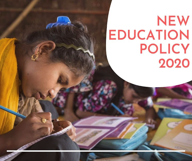 Changes in New Education Policy 2020 From Current Education System