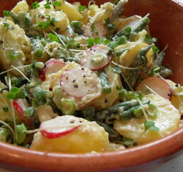 The English Kitchen Not Your Mama S Potato Salad