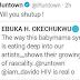 Runtown Wants Fan Advising Himself & Davido About Babymamas To SHUT UP