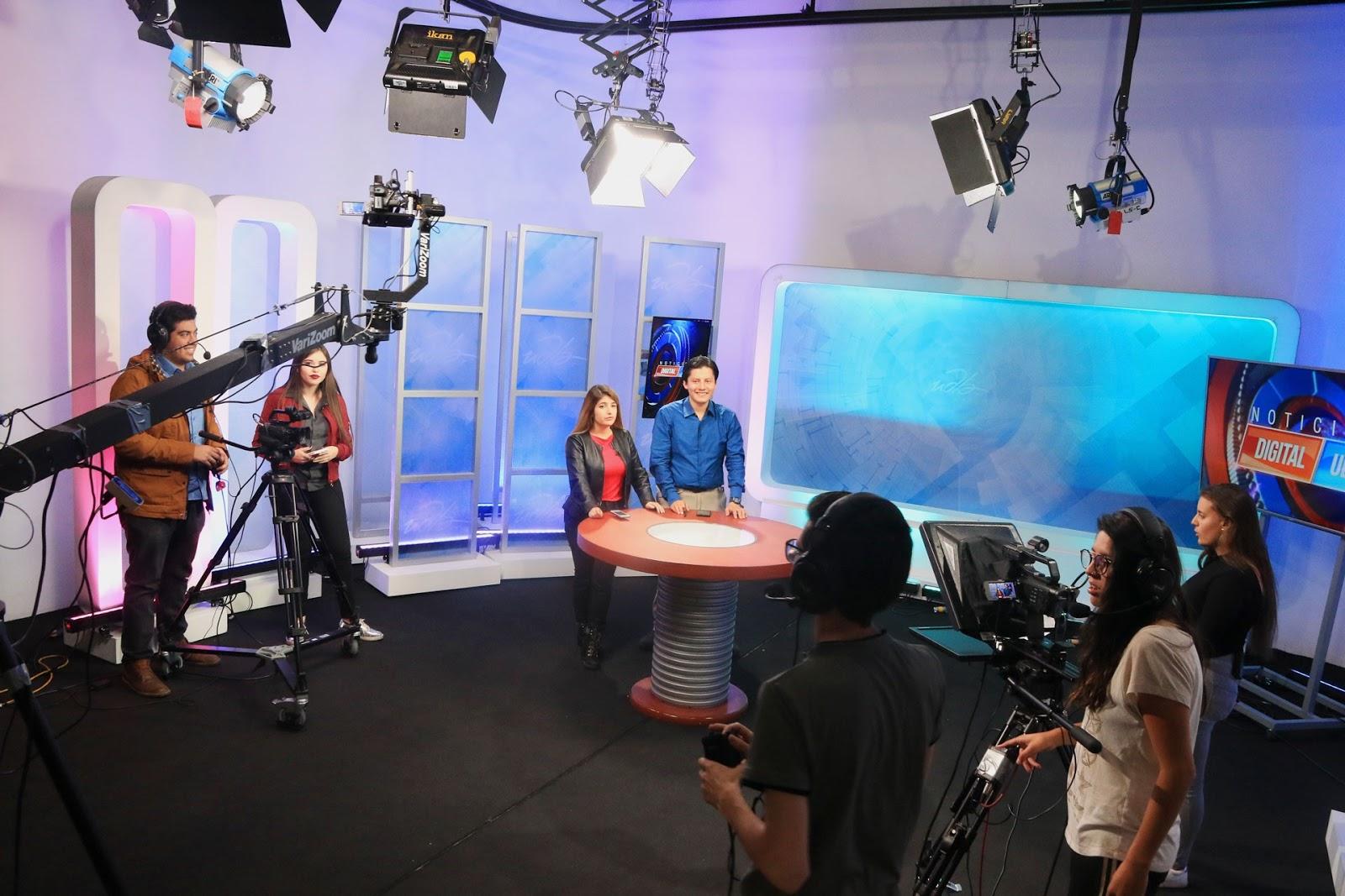 La UDLA brindará talleres gratuitos vacacionales de televisión, radio y fotografía
