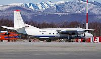 avión Antonov An-26