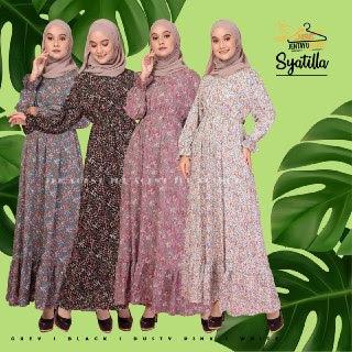 SYATILLA DRESS