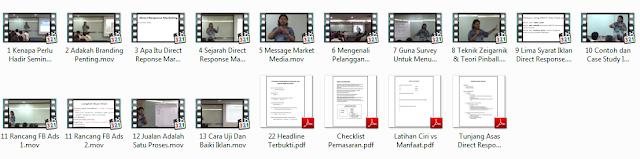 Video Panduan Cara Tulis Ayat Iklan Yang Power