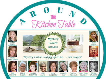 Mystery Lovers Kitchen Around The Kitchen Table Your Most Memorable Holiday Dinner Giveaway
