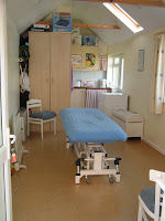 Treatment room to rent at the Natural therapy Centre Swindon
