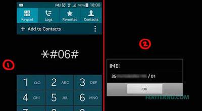 3 Cara Cek IMEI HP Samsung Semua Tipe 3