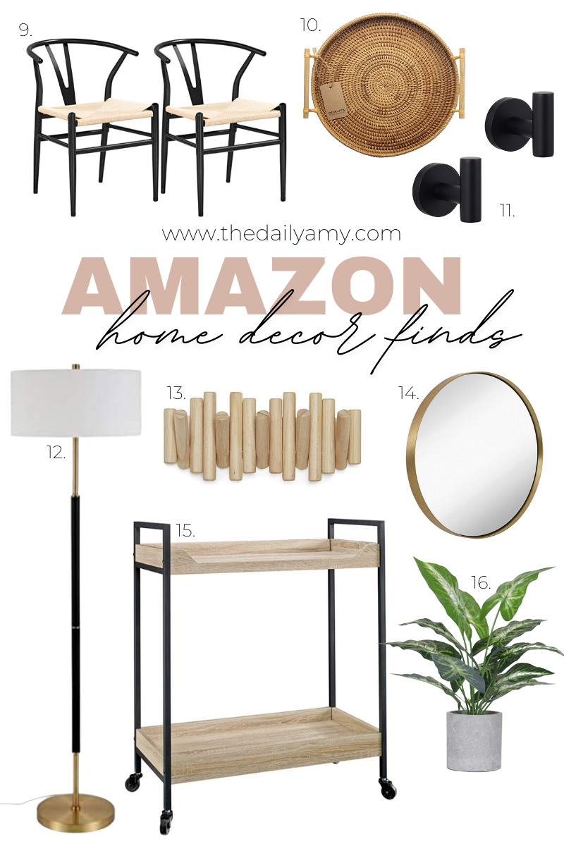 Affordable home decor finds - neutrals Amazon