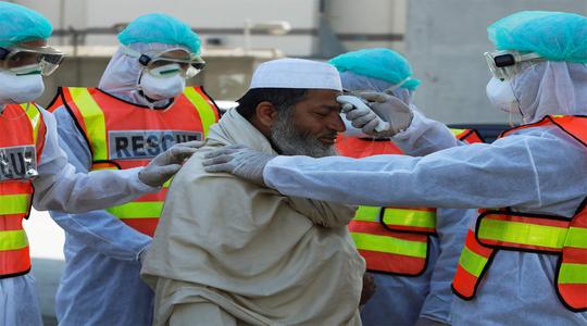 पाकिस्तान के कराची शहर में हिंदुओं को राशन देने से किया इनकार, हिन्दुओ से भेदभाव