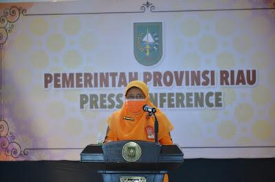 April 2021 Jadi Bulan Terkonfirmasi Covid-19 Tertinggi di Riau