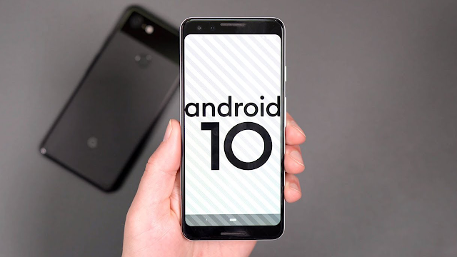 كيفية تحديث أي هاتف الى اصدار أندرويد 10 Android مهما كان نوع هاتفك بسهولة !!
