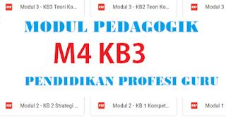 Modul 4 KB 3 Gaya Belajar Peserta Didik