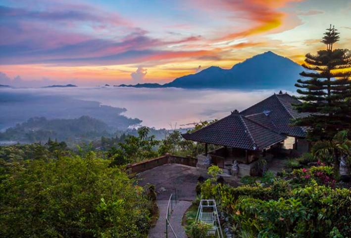 Selain Pantai Kute Objek Wisata Kintamani Bali Juga Wajib