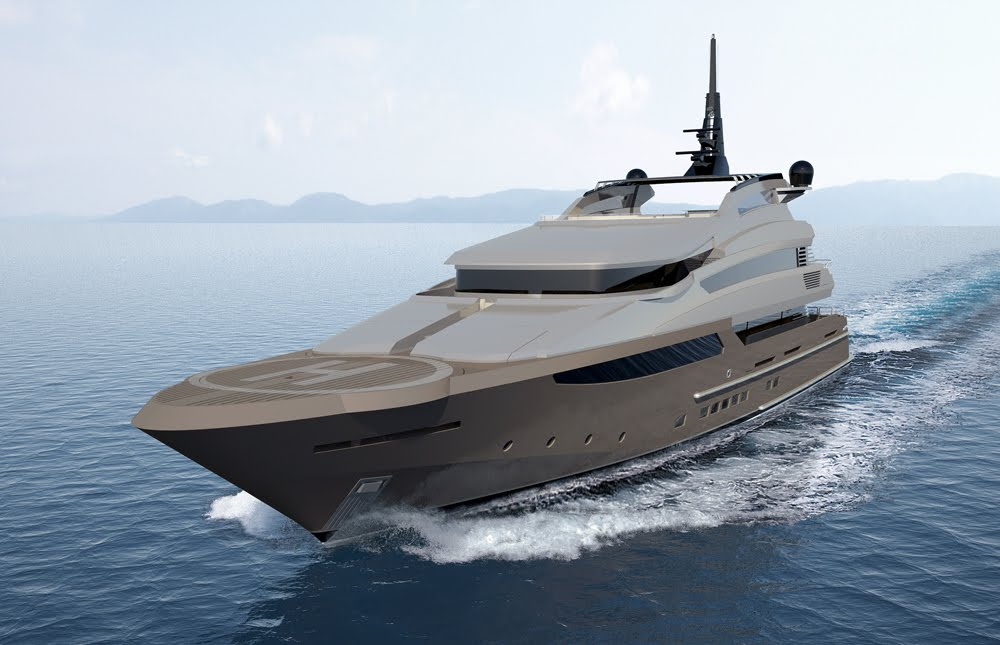 Yacht Crew Luxembourg: Megayacht Global: Soraya Yachts New, 46m