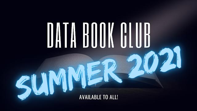 Data Book Club: Summer 2021 Sign Up