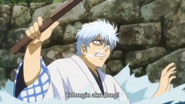 Gintama.: Shirogane no Tamashii-hen 2 Episode 11 Subtitle Indonesia