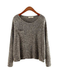 Arjosa grey sweater