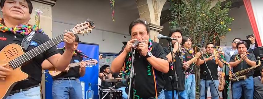 Canción Oficial del Carnaval de Cajamarca 2020