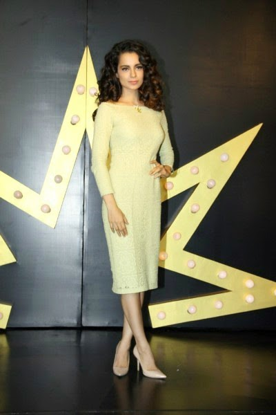 Kangana Ranaut at Tanishq Jewellery Launch
