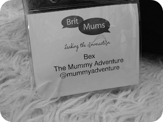 name tag, britmums live badges