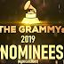 Grammy Awards 2019 Nominees