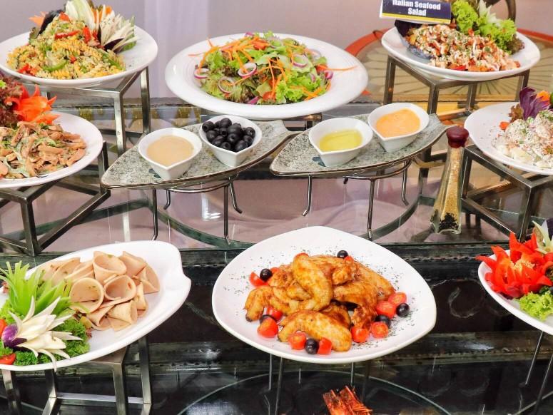 Hi-tea Tahun Baru Hotel Grand BlueWave Shah Alam