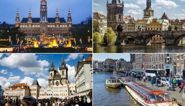 The hottest city break ideas, 9 destinations classic and a surprise