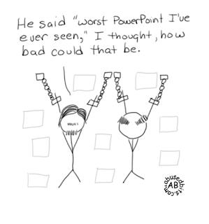 Worst Powerpoint