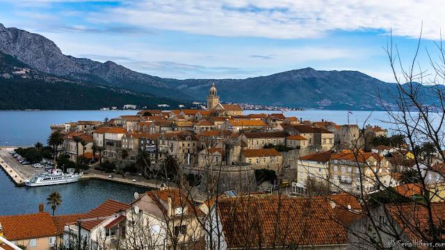 La péninsule croate, Orebić et Korčula - Croatie
