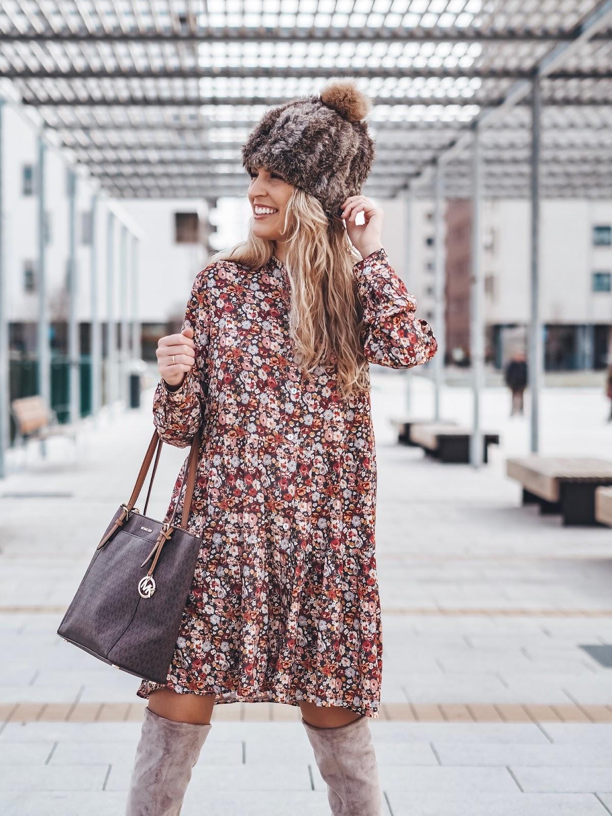 vestido camisero flores 2020