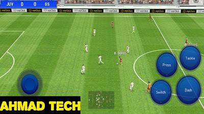 حصريا لعبة بيس 2021 PES اصدار جديد للأجهزة الأندرويد جرافيك PS5