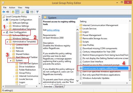 cara-menonaktifkan-akses-registry-windows