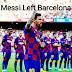 Lionel Messi left Barcelona। आखिर क्यों Lionel Messi को Barcelona Club छोड़ना पड़ा?