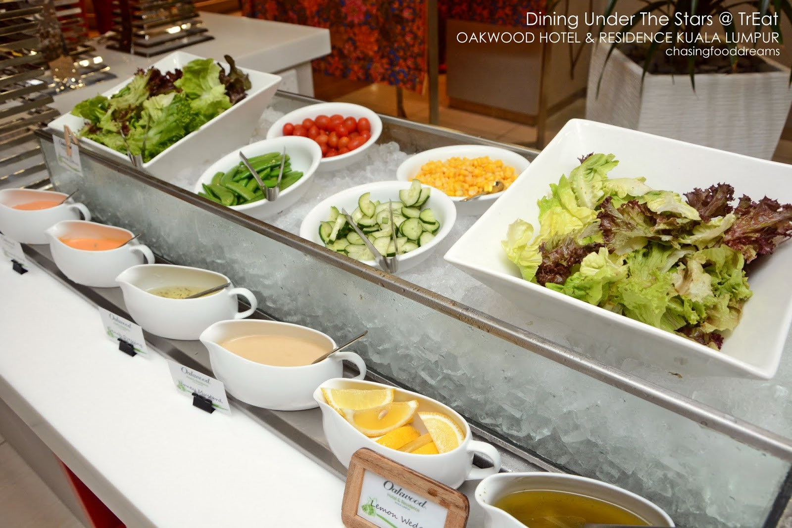 Fresh Food Dining Hall Clemson Review