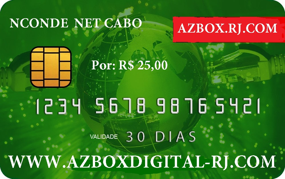 Servidor Cs Ncode NET CABO TEMOS RIO DE JANEIRO PEÇA SEU