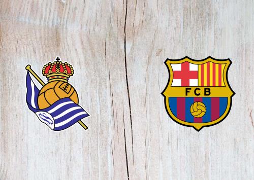 Real Sociedad vs Barcelona -Highlights 13 January 2021