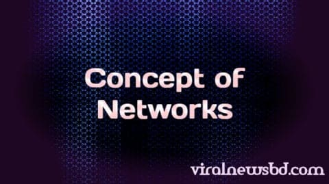 Concept of Network