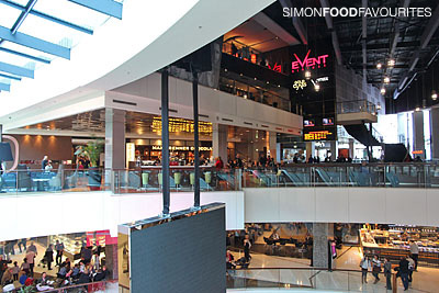 55f1d1cc57 Located on Level 6 opposite Max Brenner and near Bondi Pizza