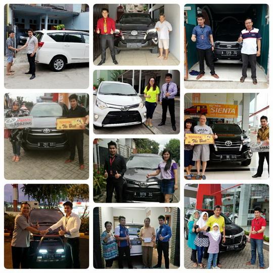 Rekomendasi Sales Toyota Jakarta Barat 2017