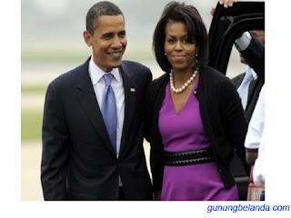 Istri Dari Barack Obama Adalah Michelle Obama