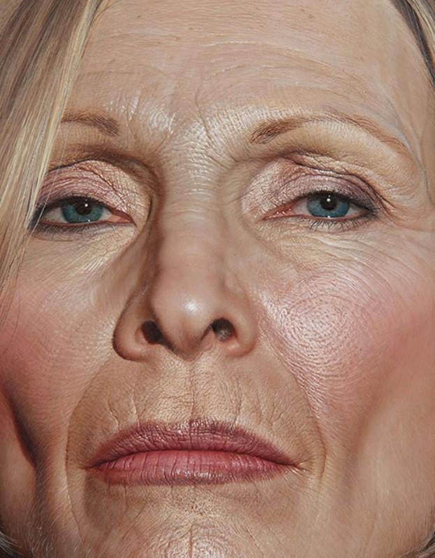 Реалистичные портреты Bryan Drury