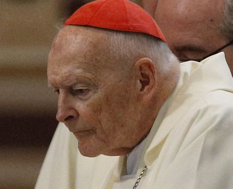 Catholic McCarrick report Randy Engel gay clergy homosexuality pederasty crime cover-up