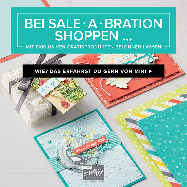 Stampin Up Sale A Bration