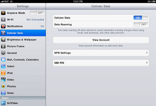 Cara Edit Dan Setting APN Di iPhone Dan iPad
