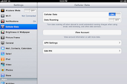 Cara Edit Dan Setting APN Di iPhone Dan iPad (Jailbreak)
