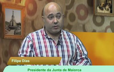 Filipe Dias critica executivo camário