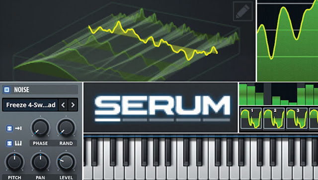 Xfer Serum 1.2.0b9 With Serial Keys + Cymatics Kits (Copied)