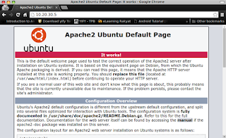 Meningkatkan Keamanan Apache Web Server Ubuntu